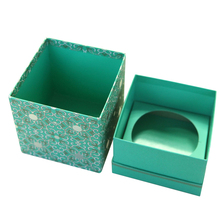 Cheap Wholesale High Quality Candle Jar Box, Printing Custom Luxury Lid And Base Cardboard Gift Box
