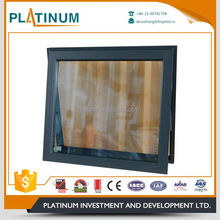 Interior decorative reasonable price curtain wall with top hung window