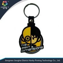 New PVC Rubber Motorcycle Keyring Racing Motorcycle PVC Rubber Key Chain For Motorcross Keychain Key Rings Wholesale Price