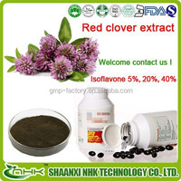 100% Natural Best Selling Isoflavones 20% Red Clover Extract