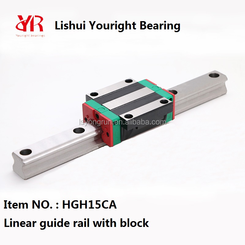 Lishui Youright Linear Guide <strong>Rail</strong> with Block HGH15CA