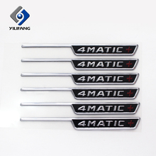 Custom made chrome plated car emblem sticker Decal Lettering Sticker Badge Emblem