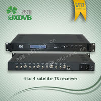 ASI out digital satellite receiver models