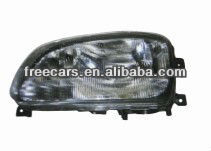Japanese truck head lamp truck body parts