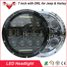Best Price IP 67 6500K 75w Headlight Headlamp for Jeep Wrangler