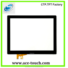 15 inch projected capacitive touch panel screen