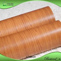 Wood Grain PVC Lamination Film Furniture/Floor Protective PVC Film/Sheet