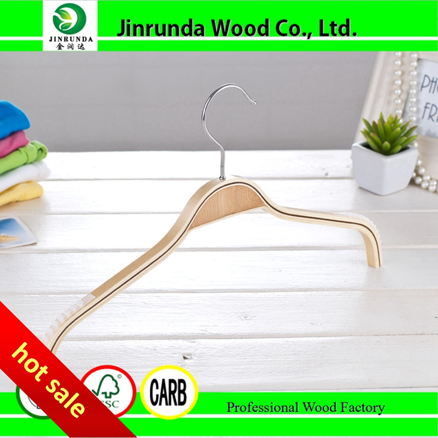 wooden clothes hanger short clothes hangers