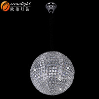 square crystal ball pendant lamp round shaped ball ornament chandelier&pendant lamp OM55004