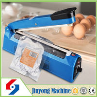 2015 home use portable hand held plastic bottle cap sealing machine