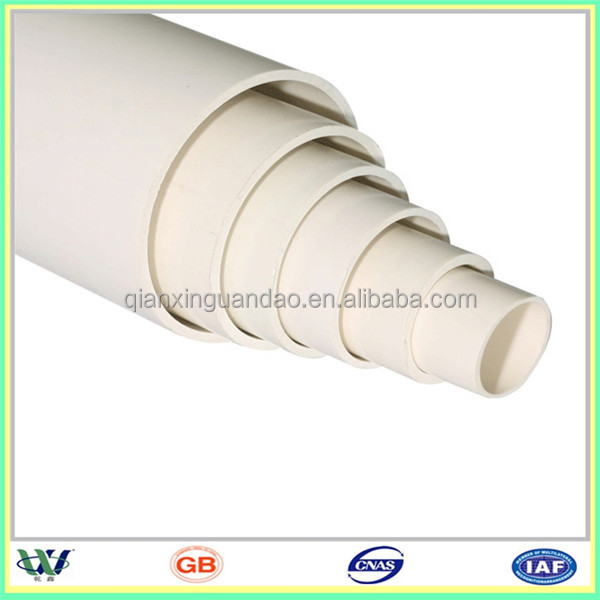 2016 High Quality pvc pipe curved