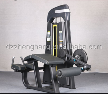 Professional hottest pin load machine/strength gym/fitness equipment/Prone Leg Curl