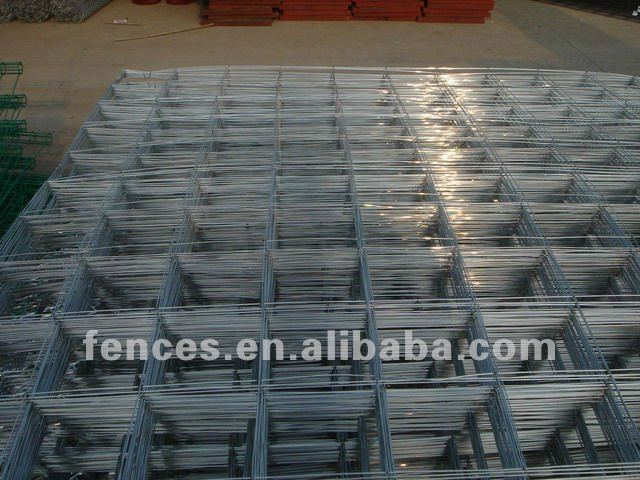 polyster powder coated mesh fence, metal mesh fencing panel