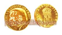 Gold Chocolate Coins- Currency-14
