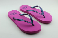 EVA fashion women nude beach flip flops factory made slippers cool lady sandals