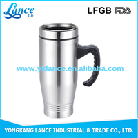 Promotional Customized Cheap Travel Mug car coffee cup holder