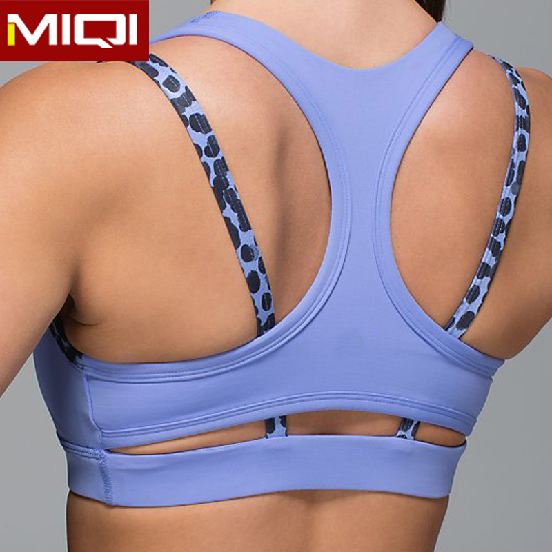 Top Sale Fitness Clothing Sexy Women Sports Bra Wholesale Yoga Bra Tops