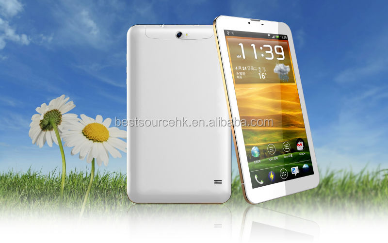 2014 High Quality Cheapest Dual Camera 7 Inch Dual Core Android Tablets for Bulk