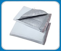 PE Material Air Bubble Film,Grey Poly bubble envelope