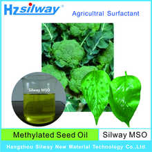Silway MSO 2017 agrochemical with Liquid for agricultural