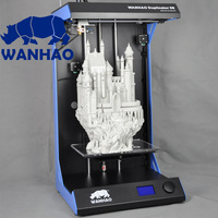 2016 Great Professional Wanhao Rapid Prototyping 3D Printing machine 3d Printer