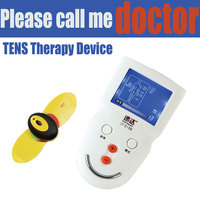 massage & relaxation tens snap electrode pad physical therapy vibration machine