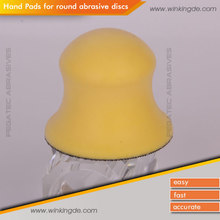 wheel cleaner & polish abrasive disc manufacturer hand sanding block