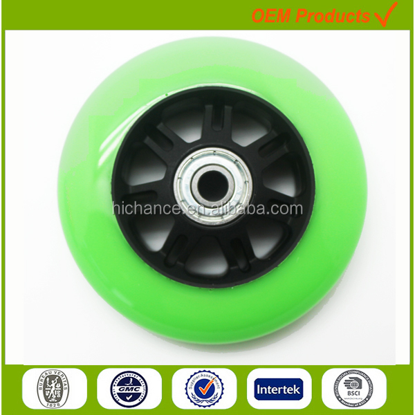 manufacturer scooter parts 3 wheel adult kick scooter wheel
