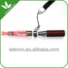 Vivid color eGo lanyard cordon para cigarrillos electronicos