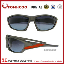 FONHCOO Wholesale Products China Grey Full Frame Fashion Cycling Sports Cheap Running Sunglasse