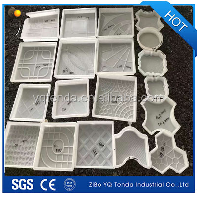 Concrete molds