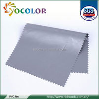 2015 high quaality Stretch Film Type And Soft Hardness Temporary Floor Protective Film for raincoat and tablecoth
