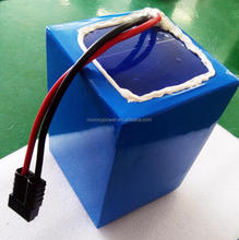 custom design battery pack 30ah 40ah 50ah 24v lithium ion battery with deep cycle