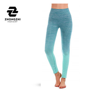 Yoga Pants Women Seamless Yoga Leggings High Waist Tummy Control Power Stretch Workout Running Tights