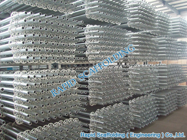 Good price CE ringlock scaffolding OEM