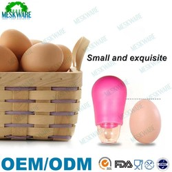 Fashion cute silicone rubber industrial egg white separator