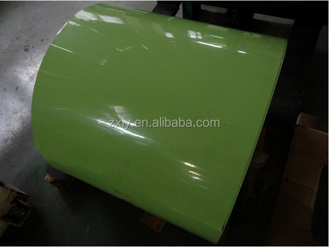KAO coated color cold aluminum sheet rolling mill