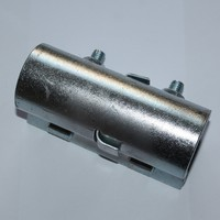 Galvanized Steel Pipe Clamp[ For Construction Sleeve Coupler