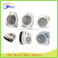 fan heater 2000W electric heater for household use