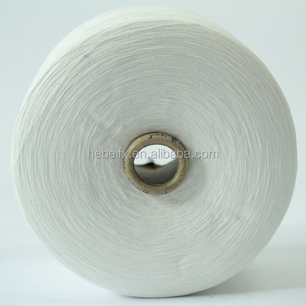 high quality Ne 32/2 100% Cotton Combed Yarn raw white and colored red heart yarn wholesale chenille yarn