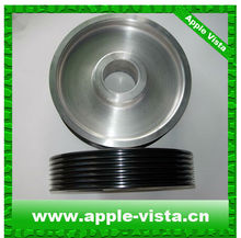 ceramic steel composite pulley(Good price with fast delivery)