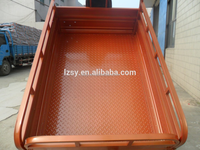 WUXI China Motorcycle Industry Company Produce 3 Wheel 5 Wheel Loading Cargo Motor Tricycle