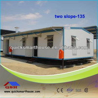 QSH New Design durable cheap Prefab House