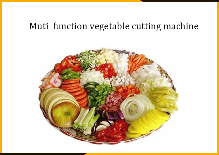 Eco-friendly manual onion cube cutting machine
