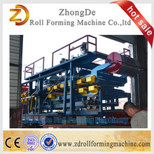 Professional Manufacturer Wall Sheet And Roof Panel Mineral Wool Sandwich Panel Roll Forming Making Machinery