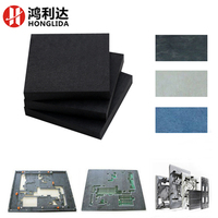 Composite laminated fiberglass sheets thermal insulation sheet