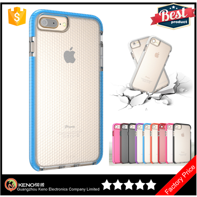 New Arrival Basketball Pattern For iPhone 6 Plus and 7 Plus TPU TPE shockproof protective dotted phone case mobile cover