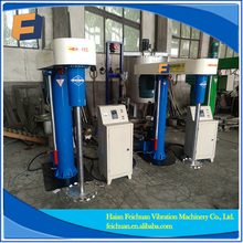 Scattered machine paint mixing disperser lift dispersion machine paint ink mixer