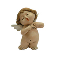 Resin Wholesale Solid Cupid Baby Angel Figurines For Garden Ornament