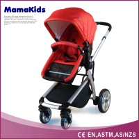 baby push chair stroller pram 3 in 1 travel system with EN1888 and ASTM standard